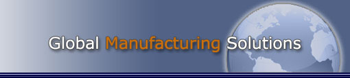 global manufacturing solutions for Oil & Gas
